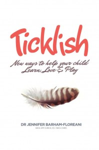 Ticklish by Dr Jennifer Barham-Floreani