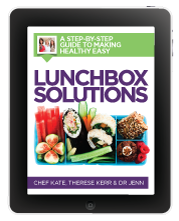 lunchbox solutions on the iPad