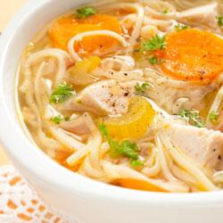 Chicken Noodle Vegetable Soup